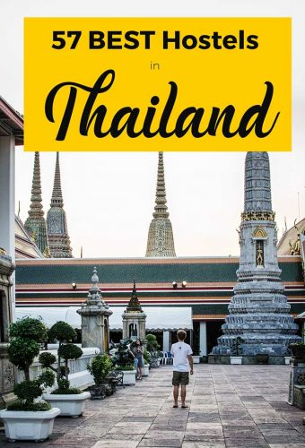 Best Hostels in Thailand (+ Map)