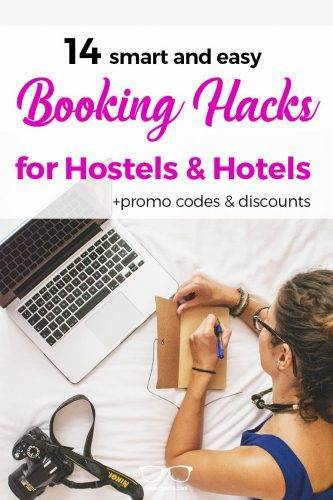 +14 easy Booking Hacks for Hostels (incl. discounts and promo codes for 2017)
