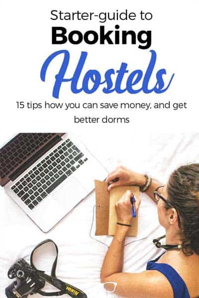 How to book hostels? The step-by-step guide