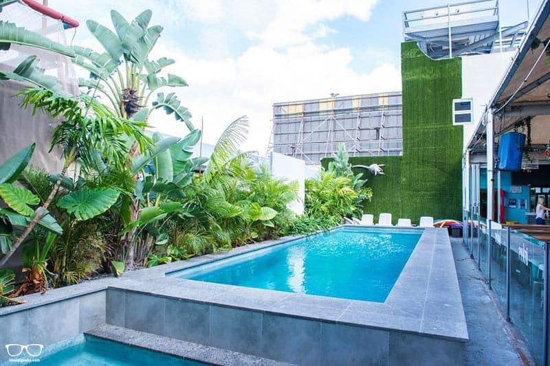Bunk Brisbane one of the best hostels in Australia