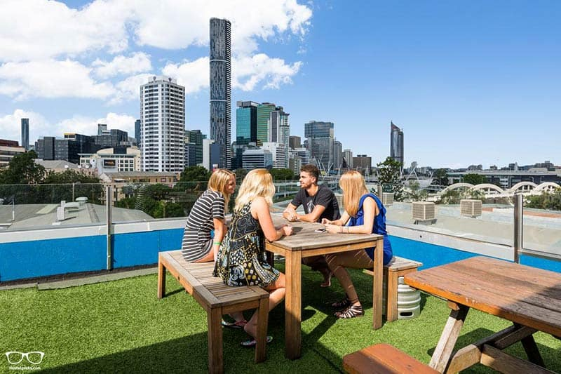 Party Summer House Backpackers Brisbane one of the best hostels in Australia