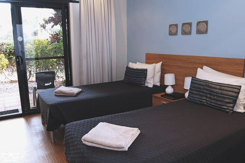 Beaches of Broome one of the best hostels in Australia
