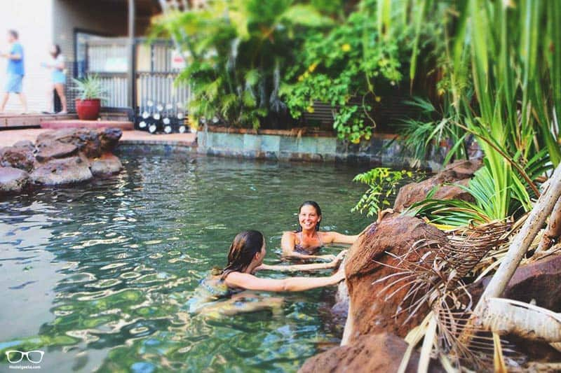 Kimberley Travellers Lodge Broome one of the best hostels in Australia