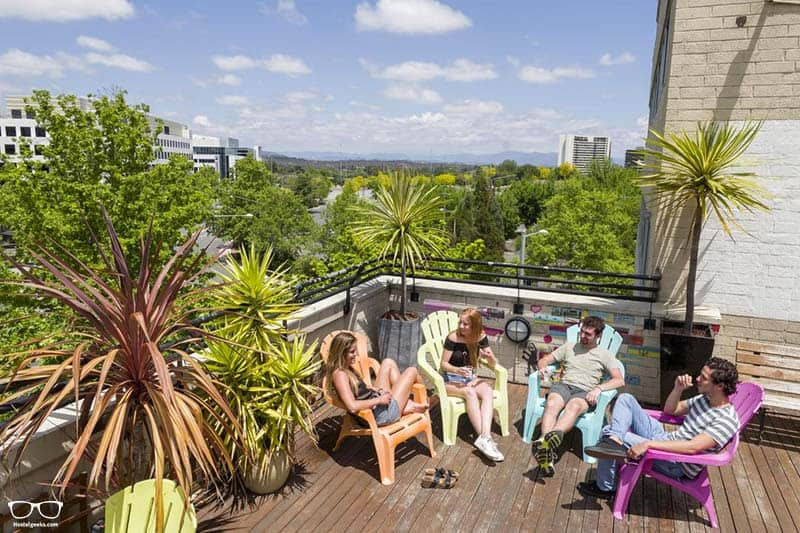 Canberra City YHA one of the best hostels in Australia