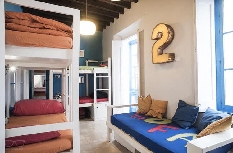 Best hostel in Cádiz, Casa Caracol