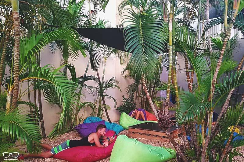 Down Under Hostels on Harriet Darwin one of the best hostels in Australia