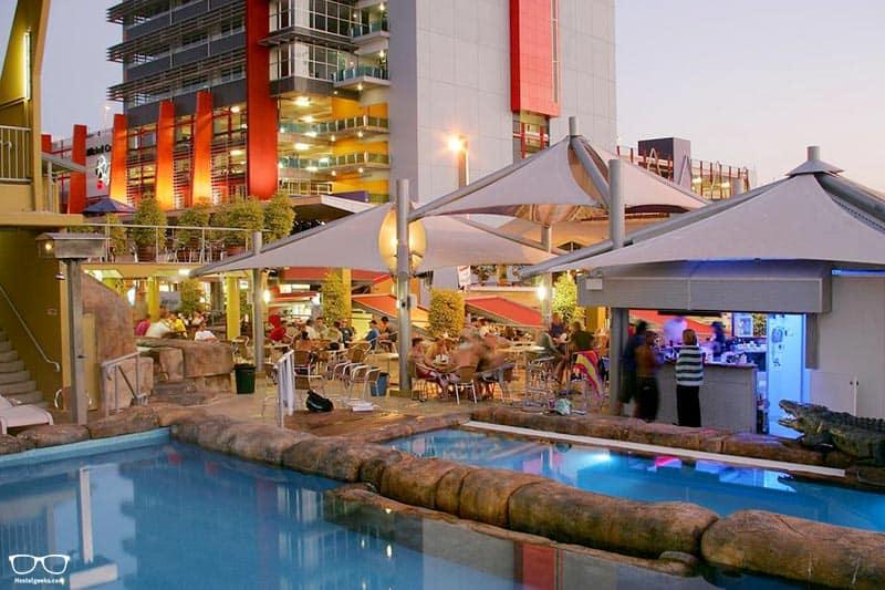 Melaleuca on Mitchell Darwin one of the best hostels in Australia