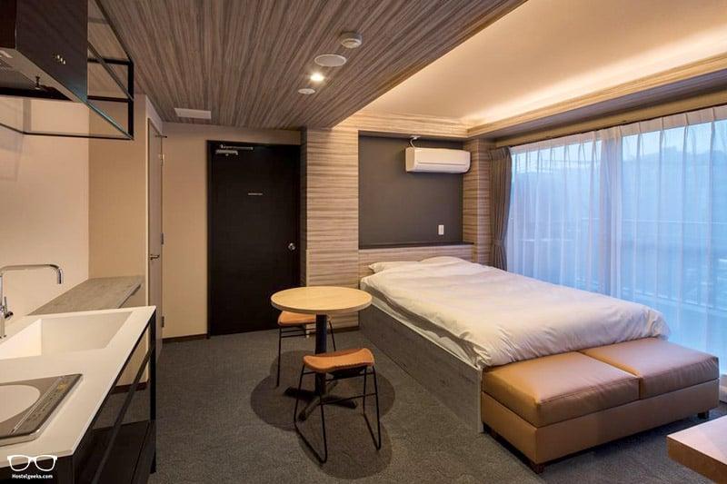 Emblem Stay Kanazawa - Best Hostels in Japan