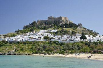 Things to do in Rhodes: knights, excursions and Waterpark