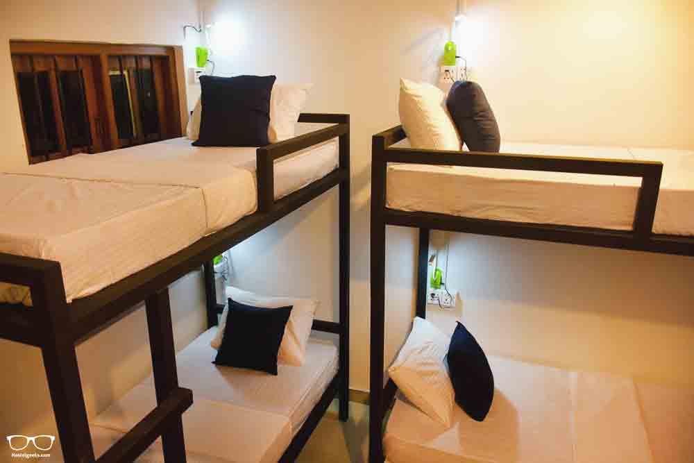 Funky Leopard Hostel dorm