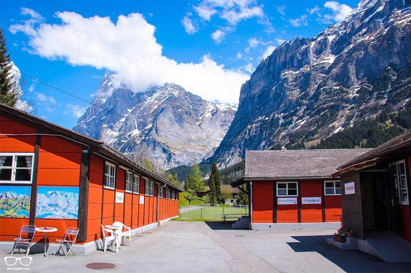 Downtown Lodge Grindelwald, the Best Hostels in Switzerland