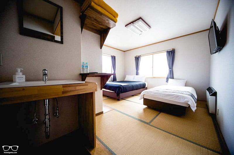 Hakuba Cortina Lodge - Best Hostels in Japan