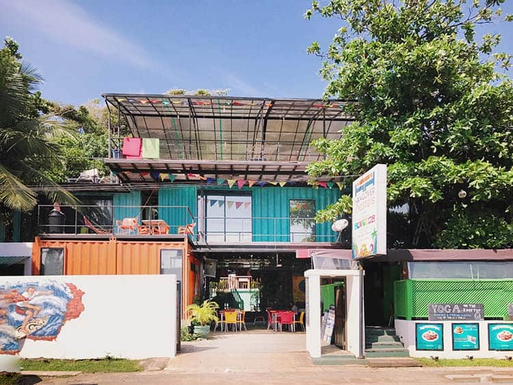 Best Hostels in Mirissa; Hangover Hostels
