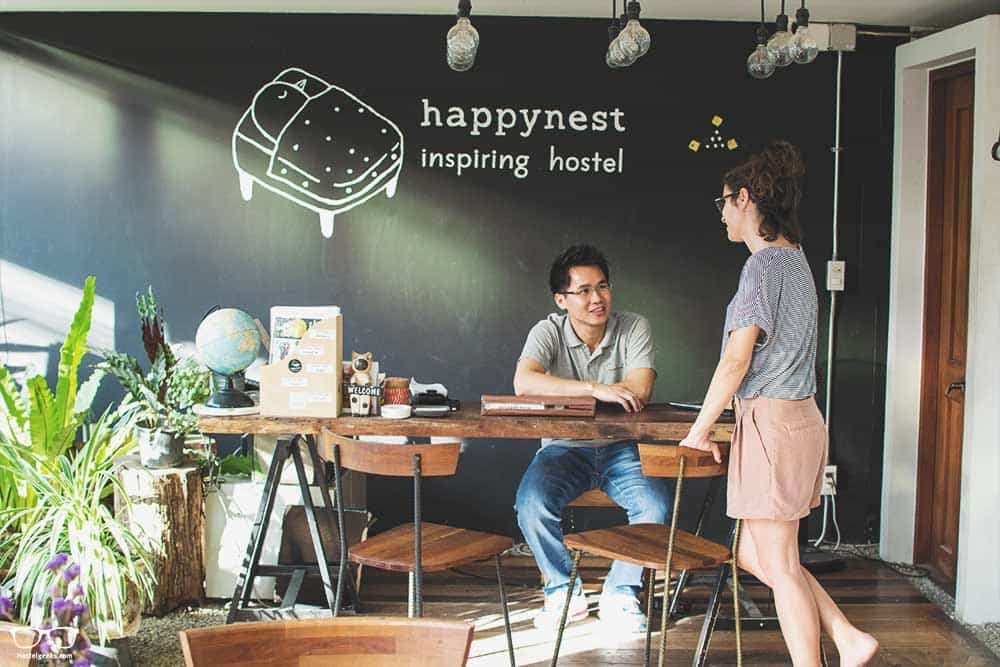Happynest Boutique Hostel
