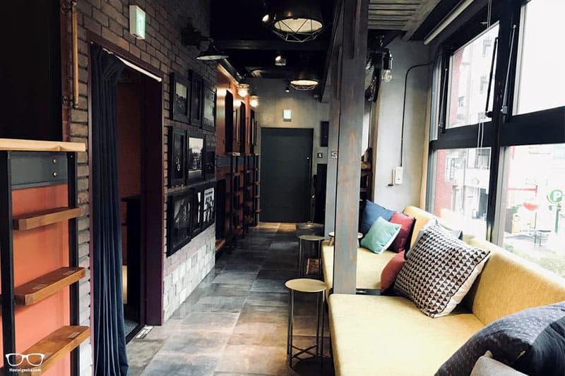 Hare-Tabi Traveler's Inn Yokohama - Best Hostels in Japan