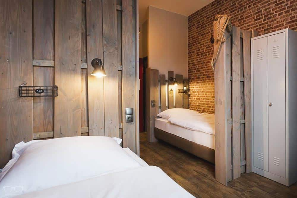 Best hostel in Black Forest: Heimathafen Hostel