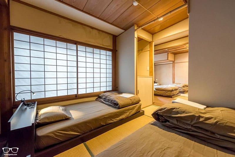 High Quality Hostel AIBIYA - Best Hostels in Japan