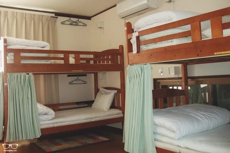 Hiroshima Saijo Youth Hostel - Best Hostels in Japan
