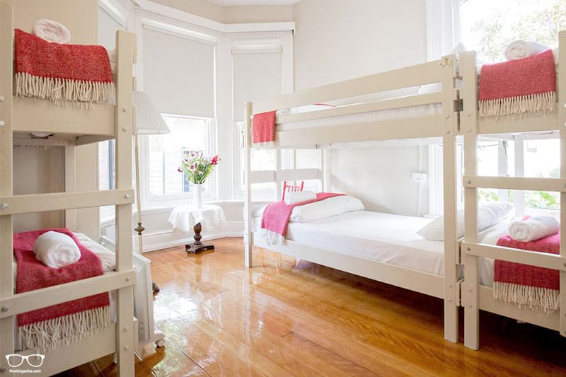 Montacute Boutique Guesthouse one of the best hostels in Australia