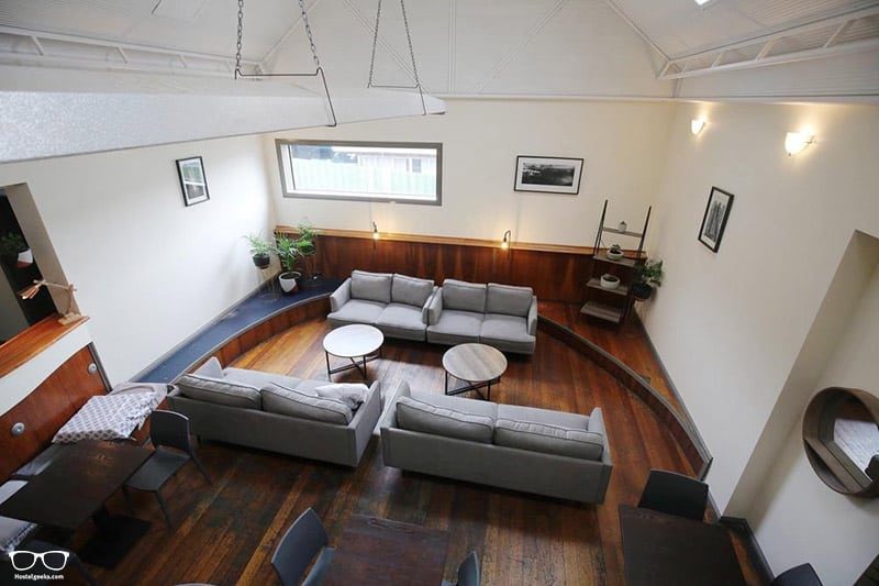 The Nook Backpackers one of the best hostels in Australia