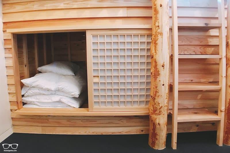 Hostel 1889 - Best Hostels in Japan
