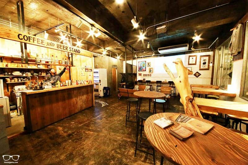 Hostel & Gallery G is good - Best Hostels in Japan