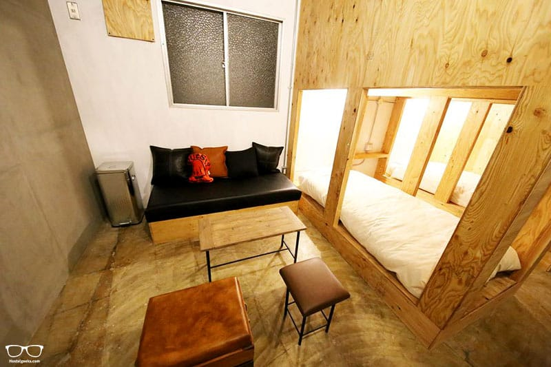 Hostel & Gallery G is good - Best Hostels in Japan