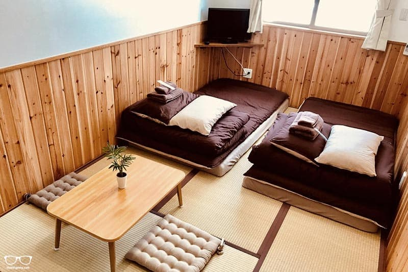 Hostel Mosura no Tamago - Best Hostels in Japan
