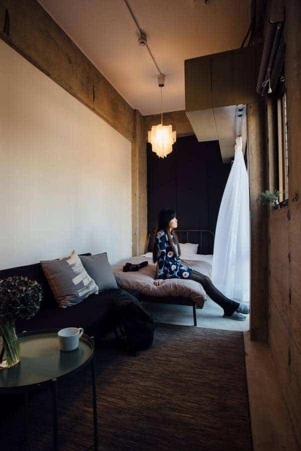 Hostel nini room in Kyoto