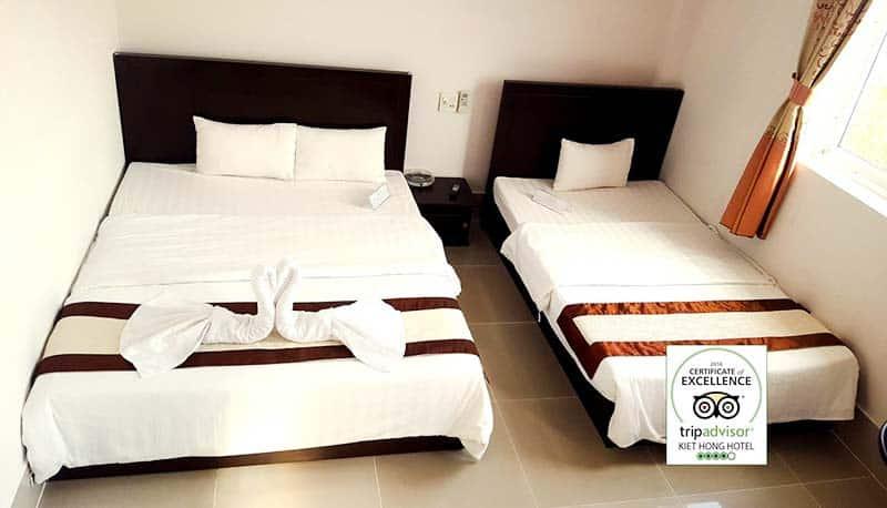 Hostels in Rach Gia, Mekong Delta in Vietnam
