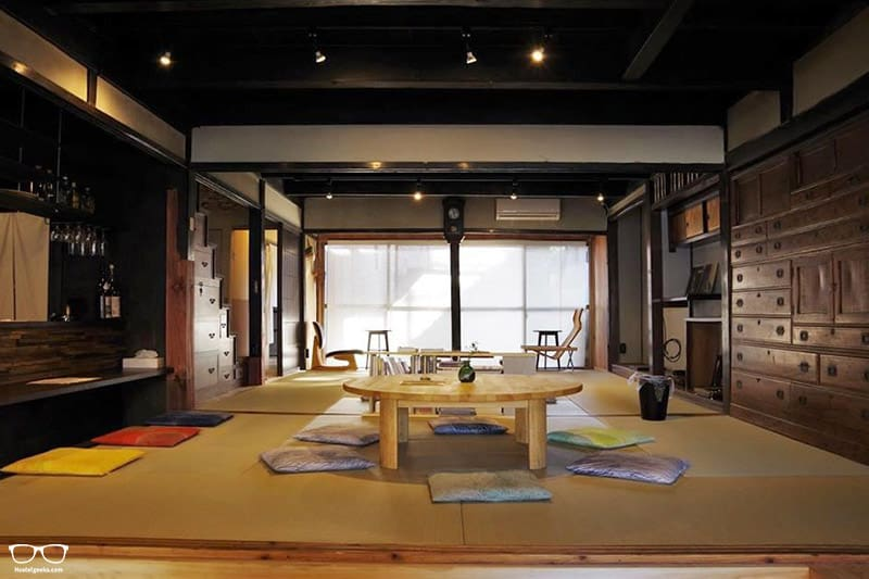 Hostel Tatami Bar, Uchikobare - Best Hostels in Japan
