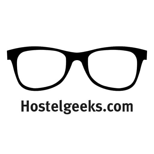 Hostelgeeks logo