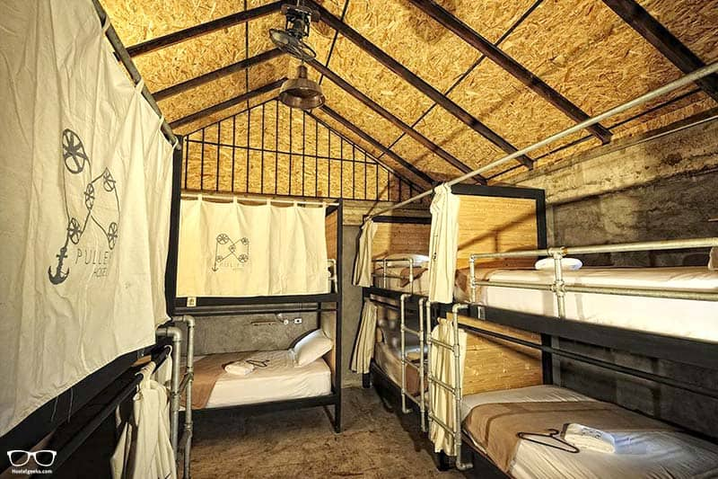 Pulley Hostel one of the best hostels in Hua Hin, Thailand