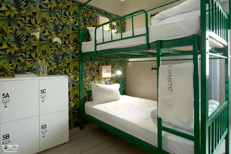 The Habitat Hostel one of the best hostels in Ko Chang, Thailand