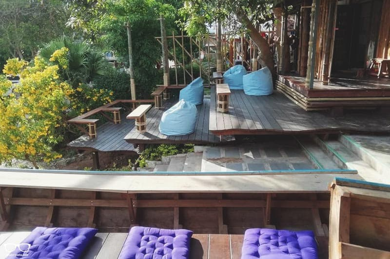 Lanta Hostel one of the best hostels in Koh Lanta, Thailand