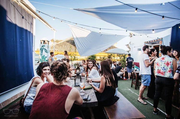 Best hostel in Seville for solo-travelers, La Banda