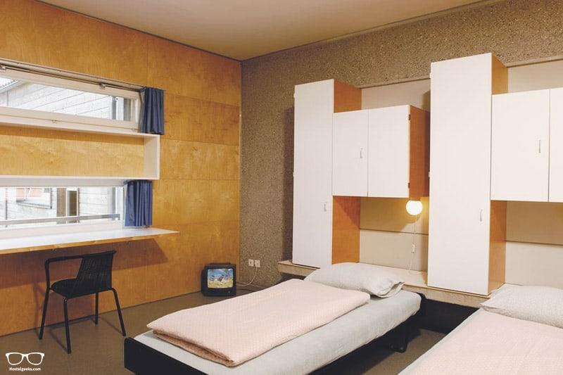 Lausanne Youth Hostel Jeunotelbest hostels in Switzerland