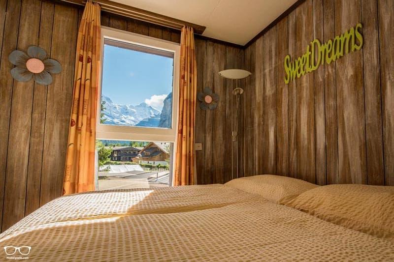 Hostel Schutzenbach Backpackers best hostels in Switzerland