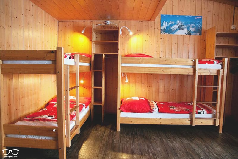 Valley Hostel Lauterbrunnen the best hostels in Switzerland