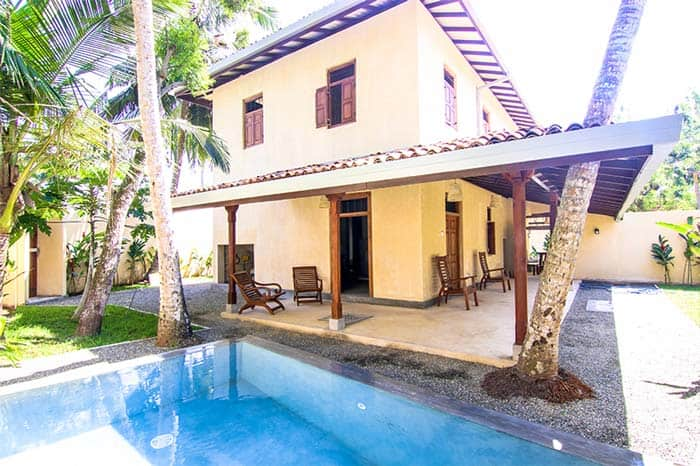 LIME and CO Hostel in Kaba, Sri Lanka; How about a swimmig pool?