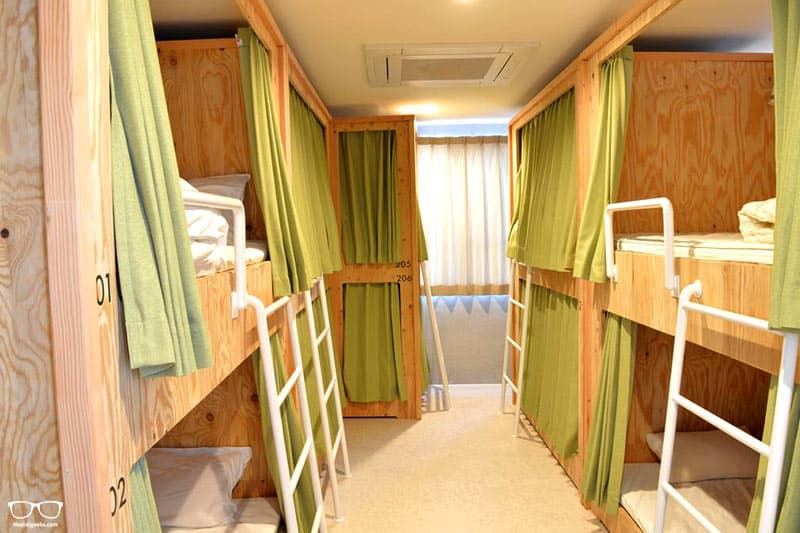 LODGER Hostel and Restaurant - Best Hostels in Japan
