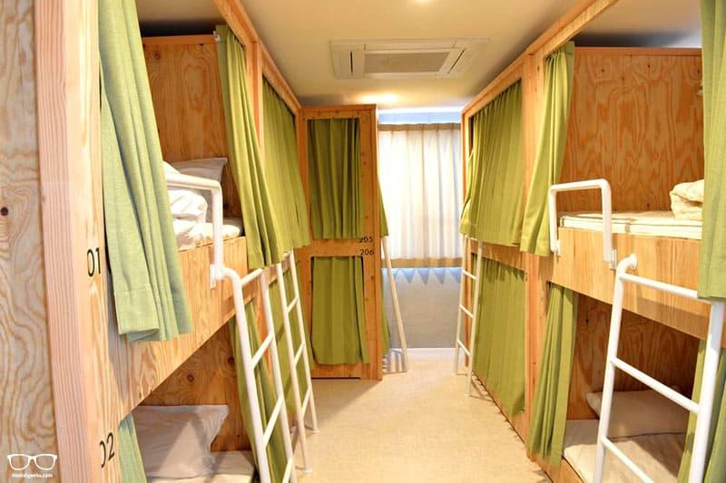 LODGER Hostel and Restaurant - Best Hostels in Japan