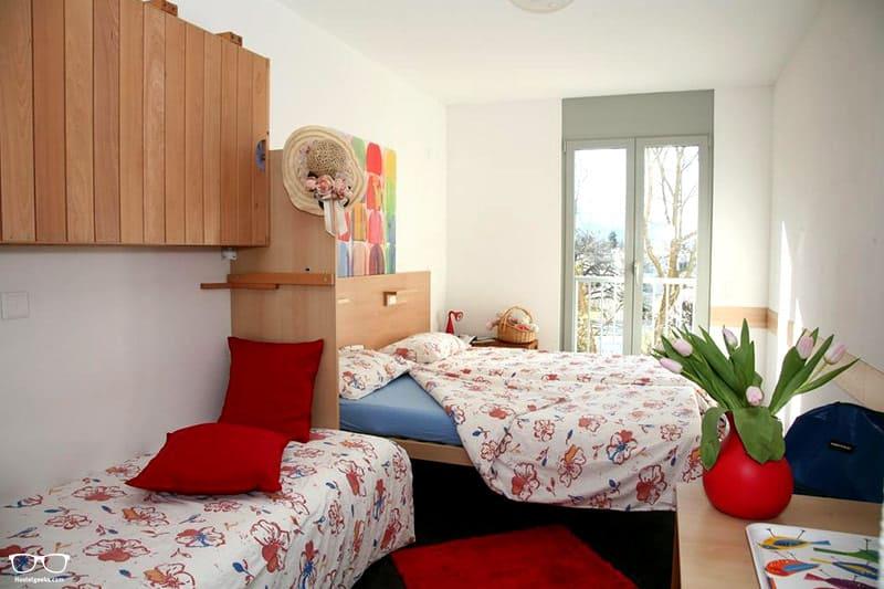 Lugano Savosa Youth Hostel, Best Hostels in Switzerland