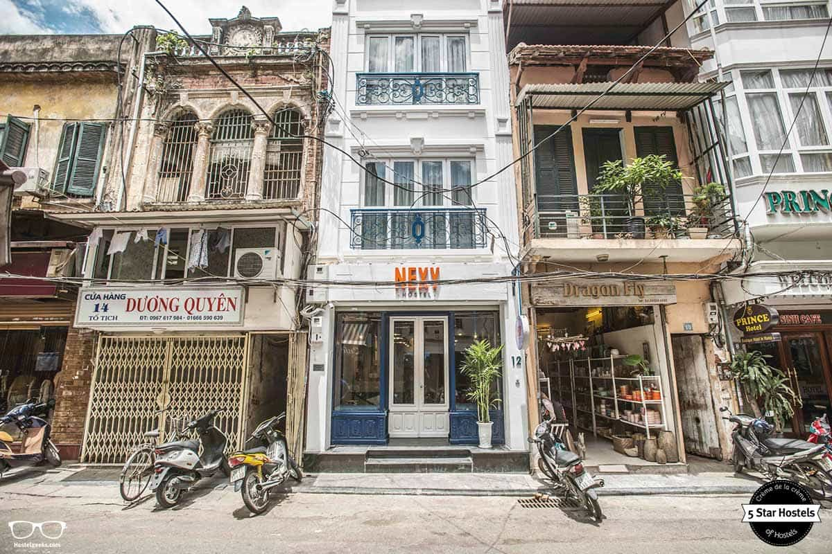 Top location in Old Quarter, Hanoi, Vietnam