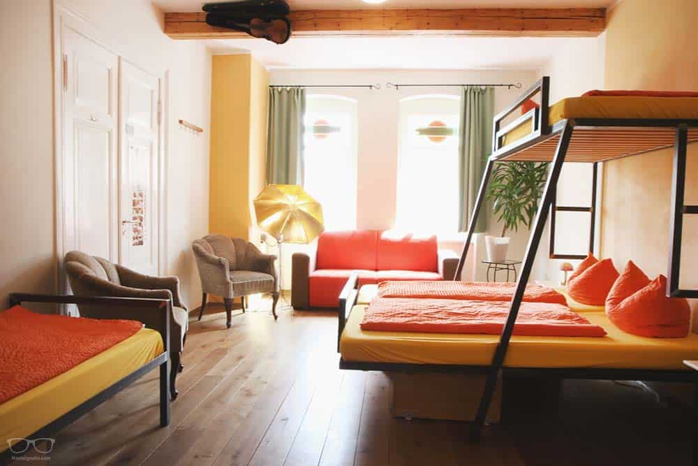 Best Hostel in Erfurt: Opera Hostel
