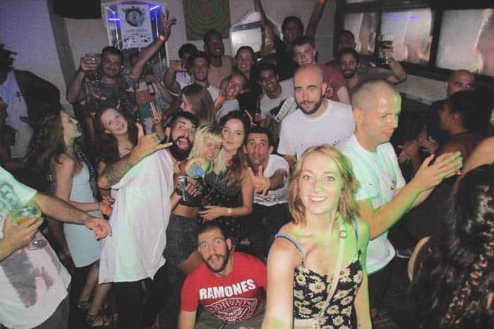 X Hostel: the best party hostel in Alicante