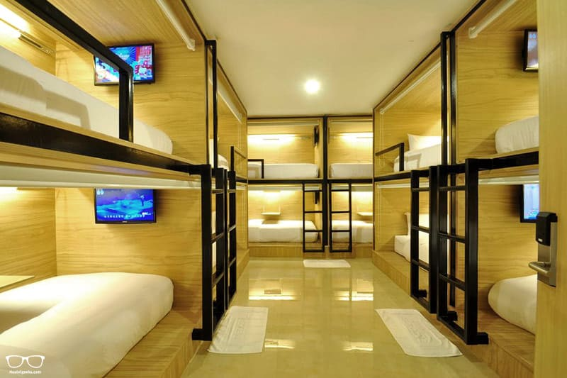 The Bedrooms Hostel one of the best hostels in Pattaya, Thailand