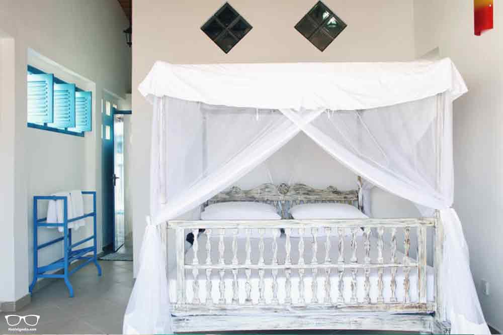 best hostel in Galle , Sri Lanka - Pedlar's Inn
