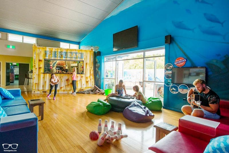 Port Lincoln YHA - Best hostels in Australia