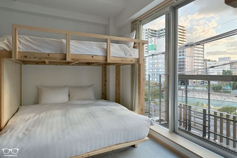 Riverside Hostel YuRaRiver Susaki - Best Hostels in Japan
